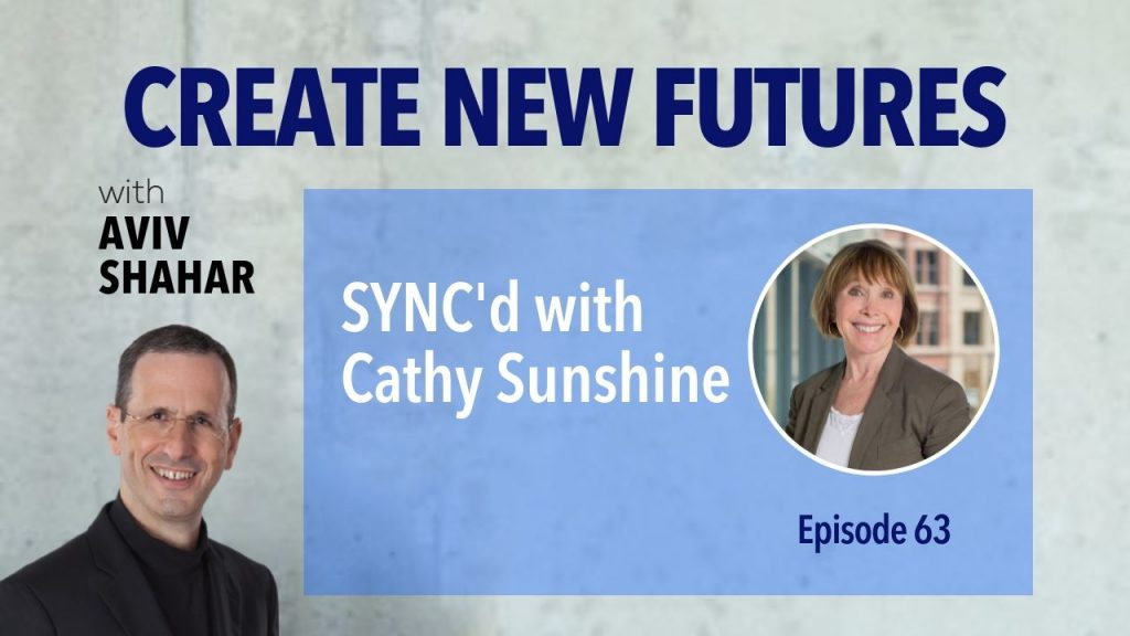 SYNC'd with Cathy Sunshine